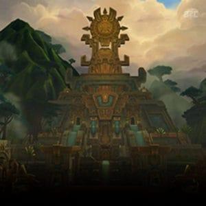 BFA mythic dungeons