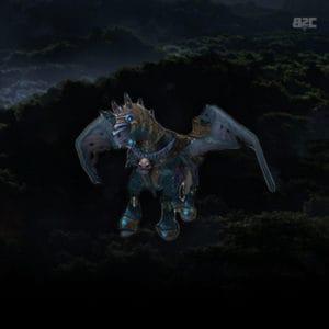 Invincible's ReinsIcecrown Citadel
