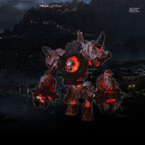 Hellfire InfernalGul'dan Mythic Mount