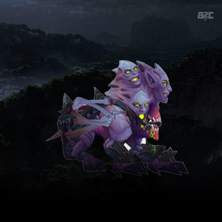 Shackled Ur'zulAntorus Mythic Argus