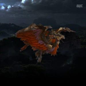 Clutch of Ji-KunThrone Of Thunder