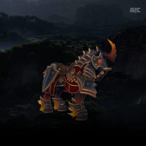 Vicious Saddle mount